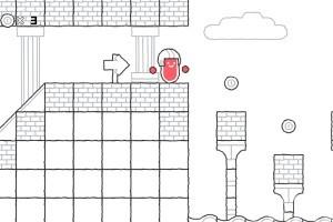 《涂鸦西瓜大冒险》游戏画面1