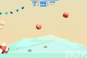 《空中小飞机》游戏画面2