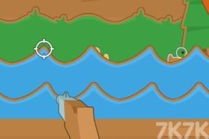 《小黄鸭逃离》游戏画面2