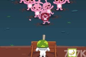 《兔子防卫战》游戏画面2