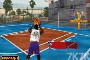 《街头投篮赛》游戏画面2