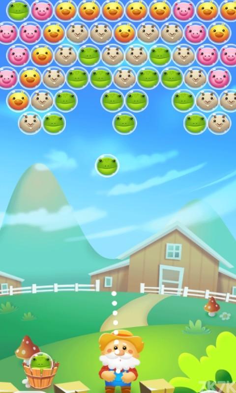 《农场泡泡龙》游戏画面2