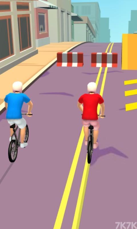 《街头狂飙竞速》游戏画面4