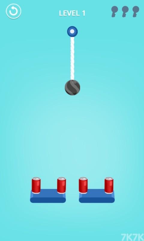 《绳索保龄球2》游戏画面1