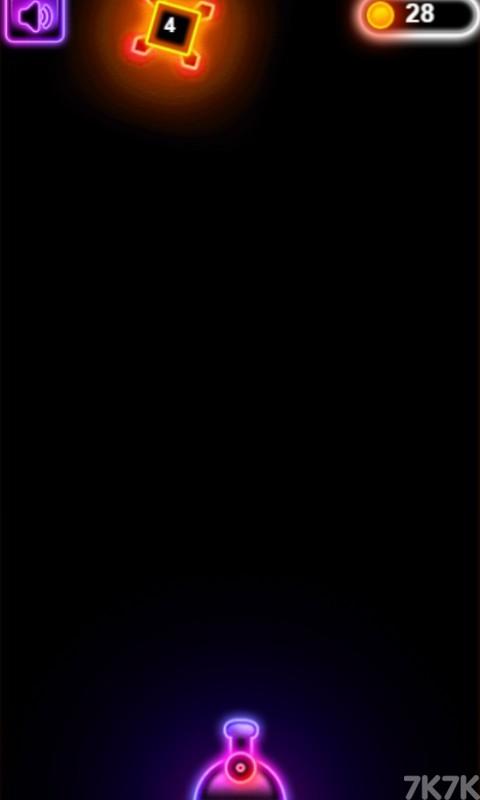 《霓虹大炮》游戏画面1