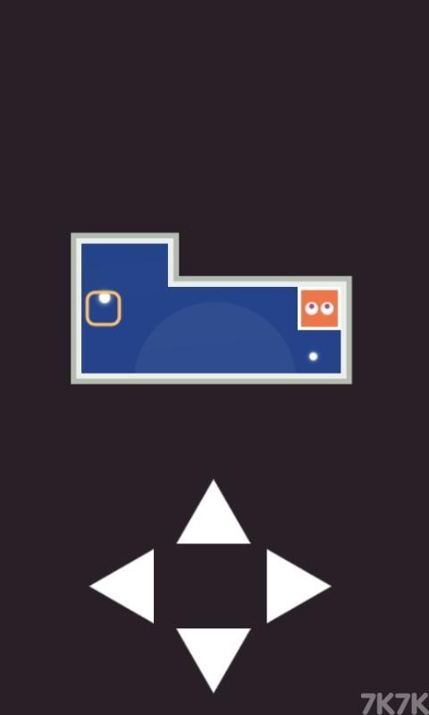 《小方块回家》游戏画面2