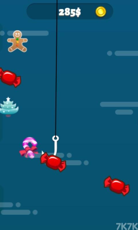 《圣诞钓鱼大师》游戏画面3