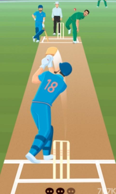 《板球之夜》游戏画面3