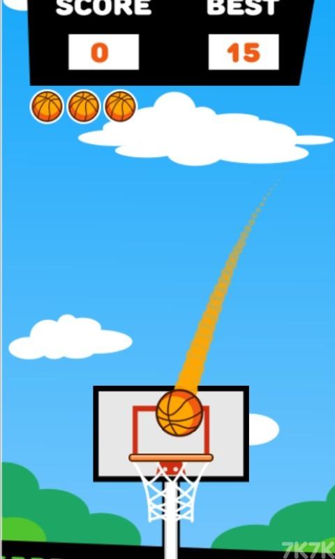 《扣篮入框》游戏画面3