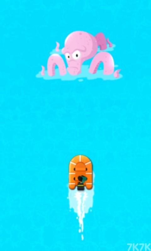 《自由海岛船艇》游戏画面2