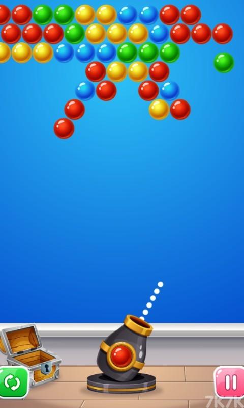 《泡泡龙大挑战》游戏画面2