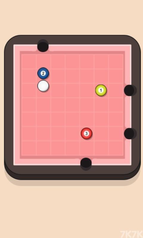 《碰撞球球》游戏画面3