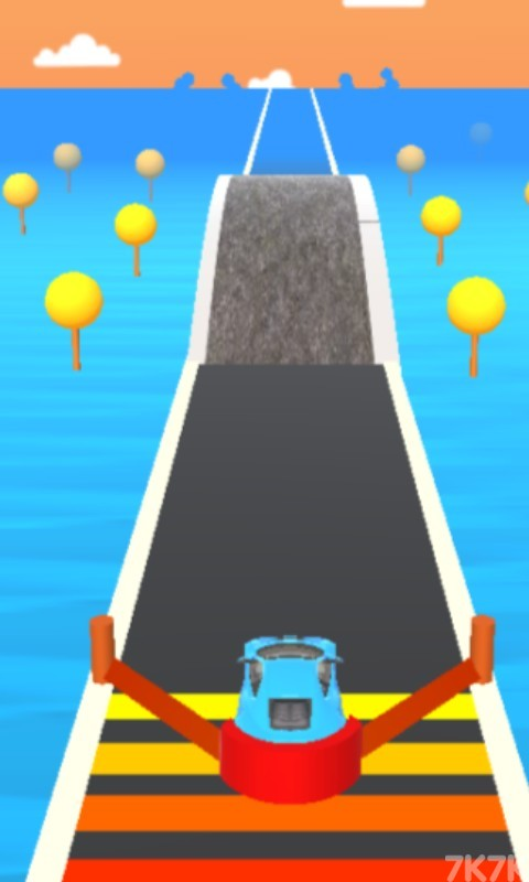 《一起来弹车》游戏画面1