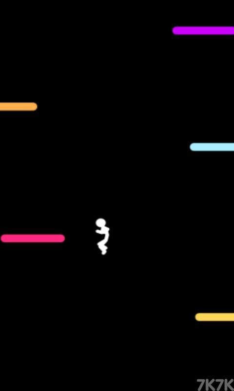 《火柴人跳跃》游戏画面2