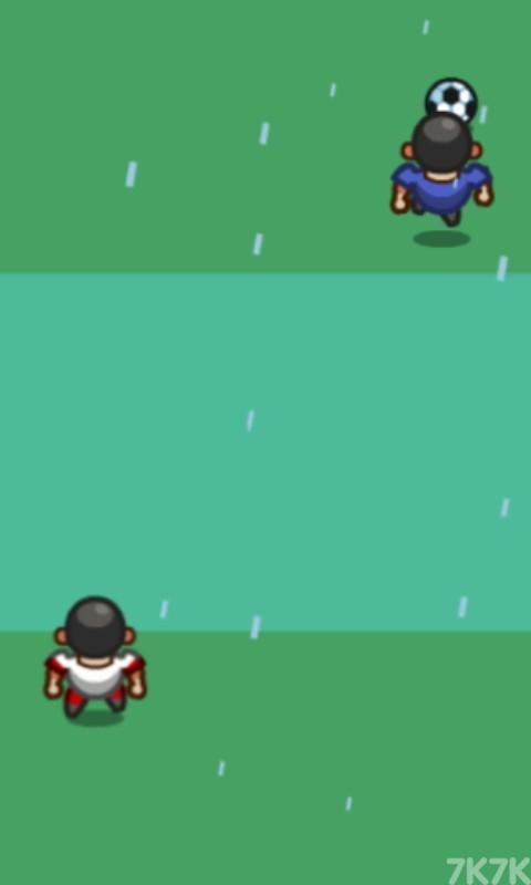 《冲锋足球赛》游戏画面3