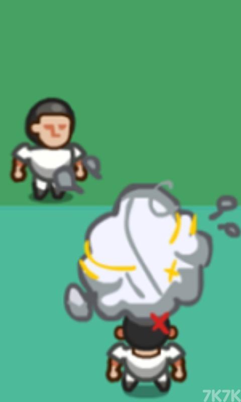 《冲锋足球赛》游戏画面4