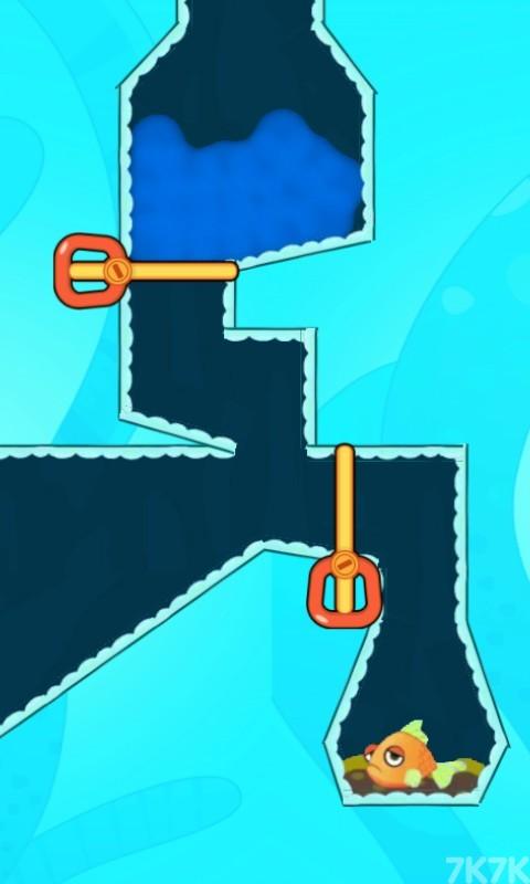 《救救鱼儿吧4》游戏画面4