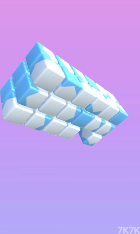 《掉落的方块》游戏画面4