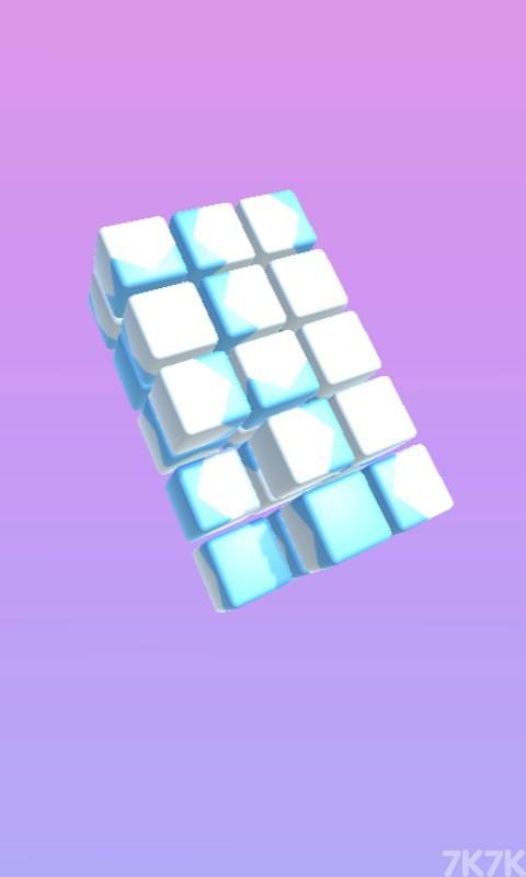 《掉落的方块》游戏画面3