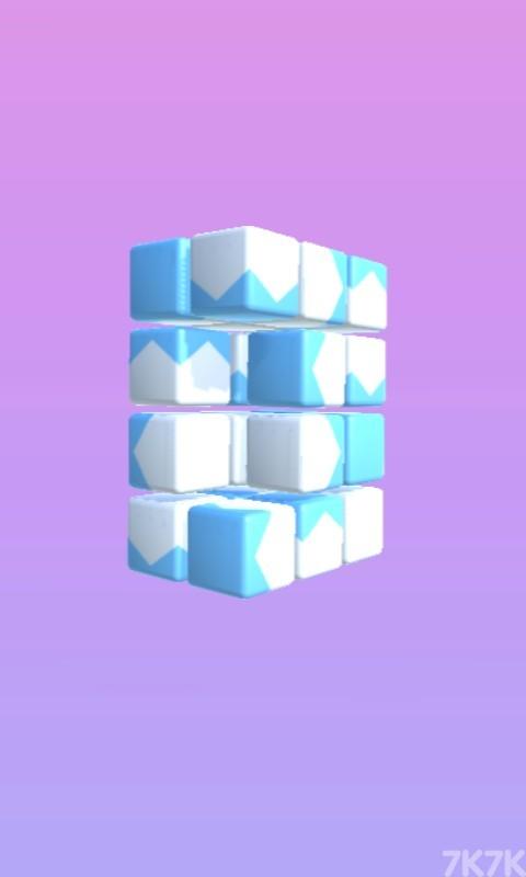 《掉落的方块》游戏画面2