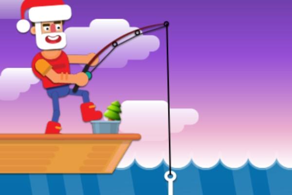 圣诞钓鱼大师