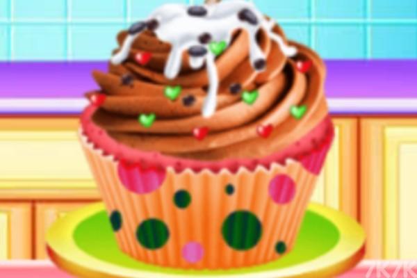《少女的蛋糕店》游戏画面1