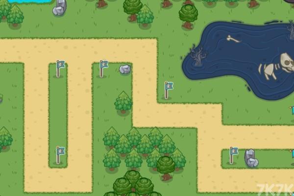 《守护鲁尼塔》游戏画面2