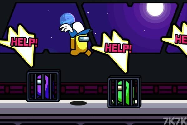 《太空跑酷》游戏画面4