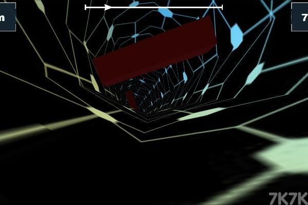 《隧道速滑》游戏画面1