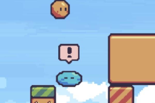 《冒险蹦蹦球》游戏画面2