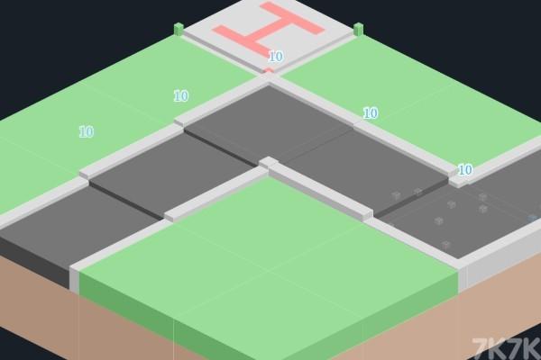《道路填充》游戏画面3