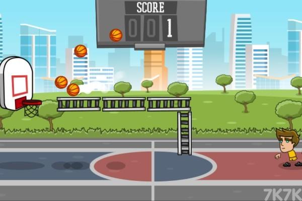 《街头灌篮》游戏画面3