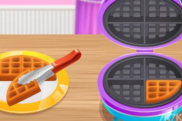 《奶油华夫饼》游戏画面3