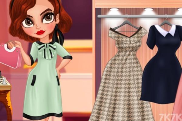 《女王的战裙》游戏画面2