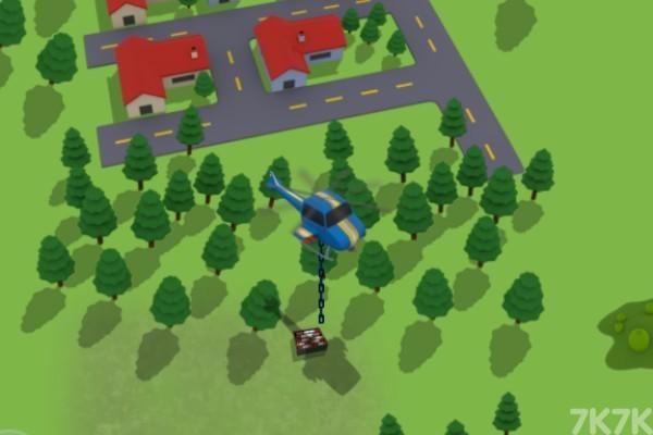 《直升机空袭》游戏画面4