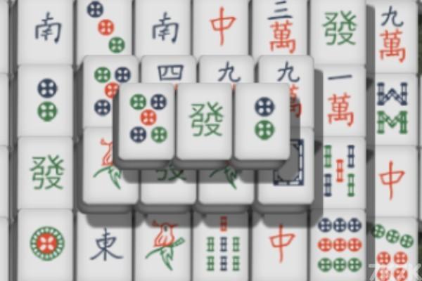 《经典麻将连连看》游戏画面3