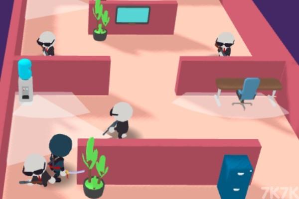 《隐身刺客》游戏画面1