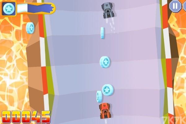 《火焰赛车》游戏画面2