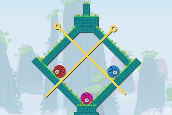 《恋爱球球7》游戏画面1