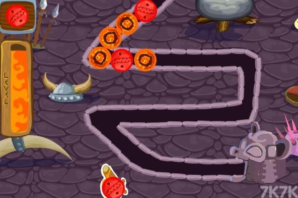 《牛头人祖玛》游戏画面4