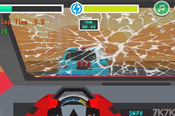《赛车追逐战》游戏画面2