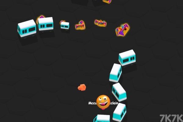 《摇摆的火车》游戏画面2