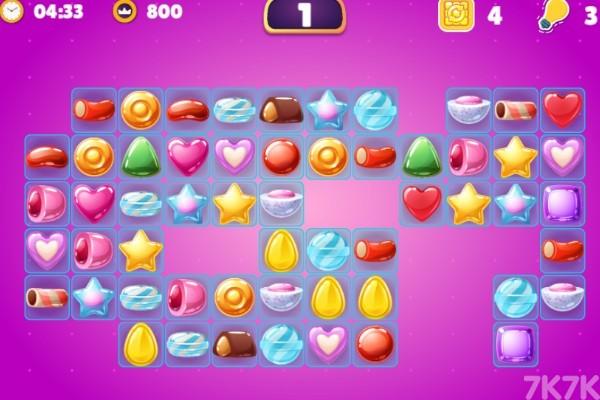 《蜜糖连连看》游戏画面3