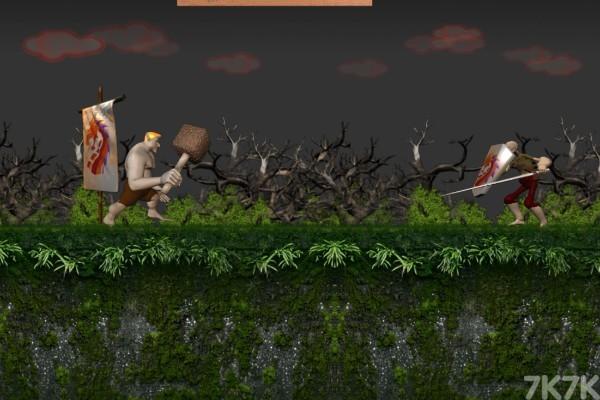 《勇夺龙之冠》游戏画面1