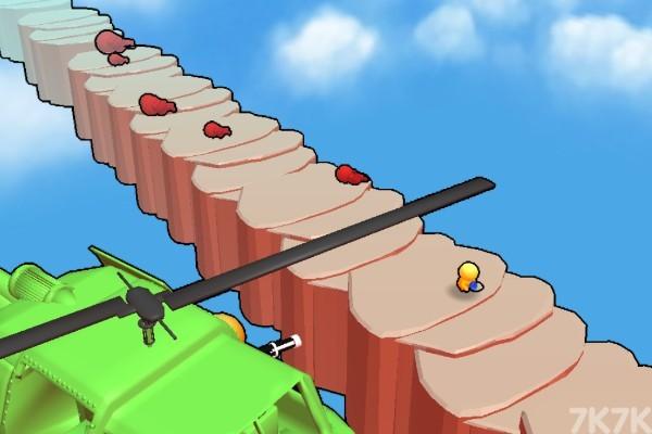 《橡皮人逃离圣殿》游戏画面4