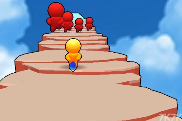 《橡皮人逃离圣殿》游戏画面2
