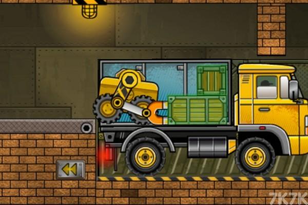 《卡车装载机H5》游戏画面1