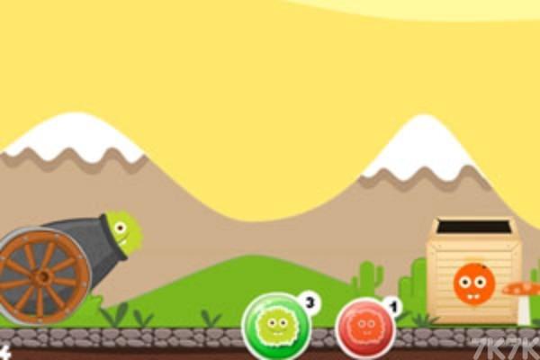 《怪物入箱》游戏画面1