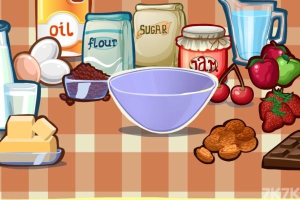 《烘焙的乐趣》游戏画面2
