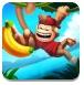 小猴采香蕉
